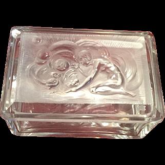 Heinrich Hoffmann Jewelry  Box