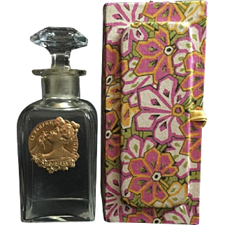 "Houbigant ""Le Parfum Ideal""  1896"