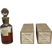 D'Orsay Vintage Perfume