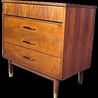 Mid Century Modern Chest of Drawers Dresser Bureau Credenza Buffet Sideboard