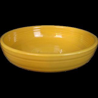 "Vintage Fiesta 6"" Dessert Bowlin Original Yellow"