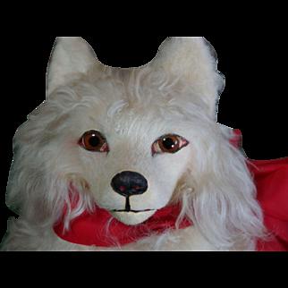 """Lovely cream French Pajama Dog 17""""."""