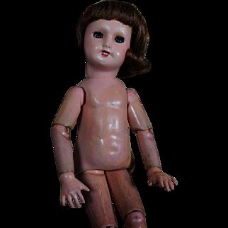 French Bleuette Doll France SFBJ 301 Paris Composition head