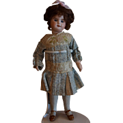 """Sweet little French Mignonette all bisque SFBJ doll 7"""""""