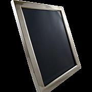 Birks Sterling picture frame
