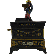 Organ Bank Medium Mechanical Bank