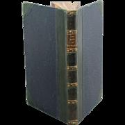 The Song of Hiawatha by HW Longfellow (1855 first printing) David Bogue, Fleet Street, London