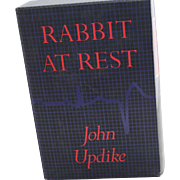 Rabbit At Rest signed, boxed limited edition by John Updike