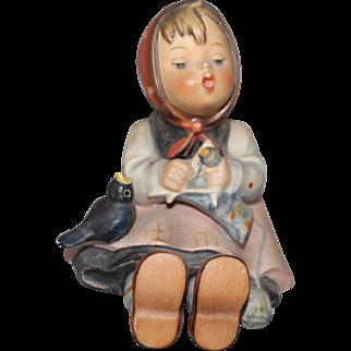 "Hummel figurine 69: ""Happy Pastime"""