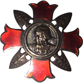 World War II Japanese Army Wound Badge
