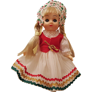 Hungary Doll by Dolls of All Nations