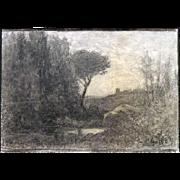 Landscape in 1883