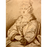 Portrait of a Seated Woman 18th century