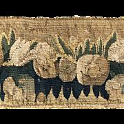 17th century Tapestry Border