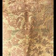 17th century Italian Brocade