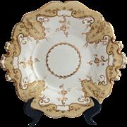 19th century Antique Ridgway large Plate c1845, fine quality