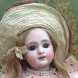 """Lovely Cabinet size French DEP,Exceptionally Pretty. A/O. 16"""""""