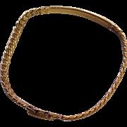 Avon signed vintage bracelet