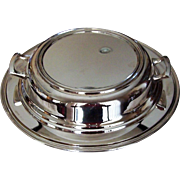Sheffield Silver Plated Serving Dish