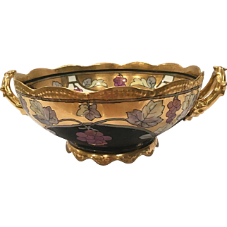Limoge Bowl:Marked And Signed Limoges and Picard