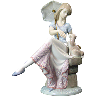 Lladro 7612 Picture Perfect