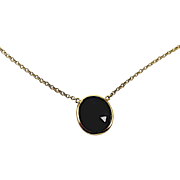 Marco Bicego 18kt Yellow Gold Sapphire Pendant