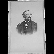 Admiral Samuel Dupont/ CDV/ Civil War/ Naval