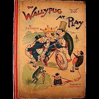 The Wallypug At Play by G.E. Farrow, 1890