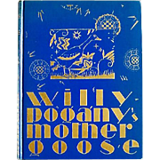 Willy Pogany's Mother Goose, First Edition, Signed