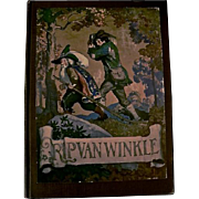 Rip Van Winkle, N.C. Wyeth illustrator, First Edition, 1921