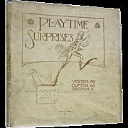 Playtime Surprises, Ernest Nister, Victorian Mechanical Book