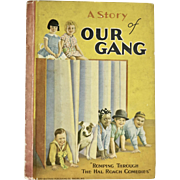 A Story of Our Gang, Whitman Publishing Co., 1929 - Red Tag Sale Item