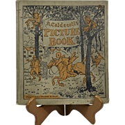 R Caldecott's Picture Book, ca:1890, First Edition
