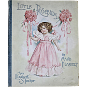 Little Rosebuds, Maud Humphrey, 1898