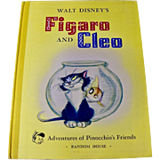Walt Disney's Figaro and Cleo