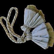 Large Vintage Fabric Tassel