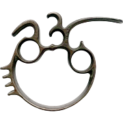 Cast Iron Universal Tool by William Thayer, Patented 1881