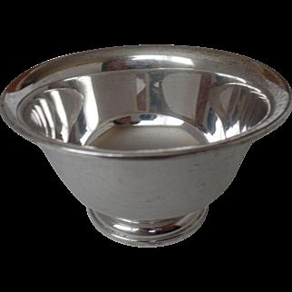 Vintage Quaker Sterling Silver Bowl