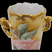 Stunning Antique PH Leonard Vase