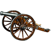 American Civil War Cannon Replica