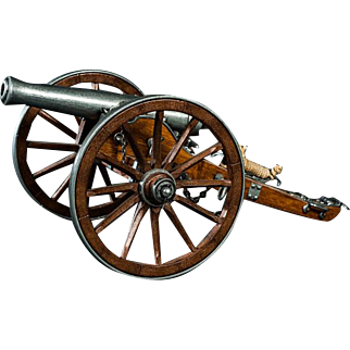 American Civil War Cannon Replica