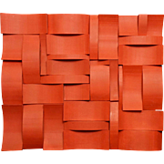 Original 3D Sculptured Wall Art by Kuno Cramer