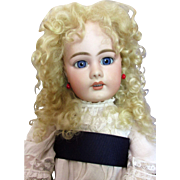 Large Rare 959 German Simon Halbig Antique Bisque Doll made for the French Trade