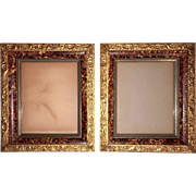 Matching Victorian Picture Frames