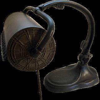 Handel Banker's Lamp