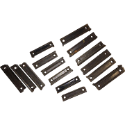 Vintage Cast Iron Drawer Pulls