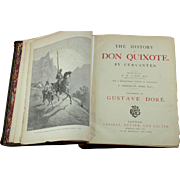 Gustave Dore Illustrated, History of Don Quixote 1880