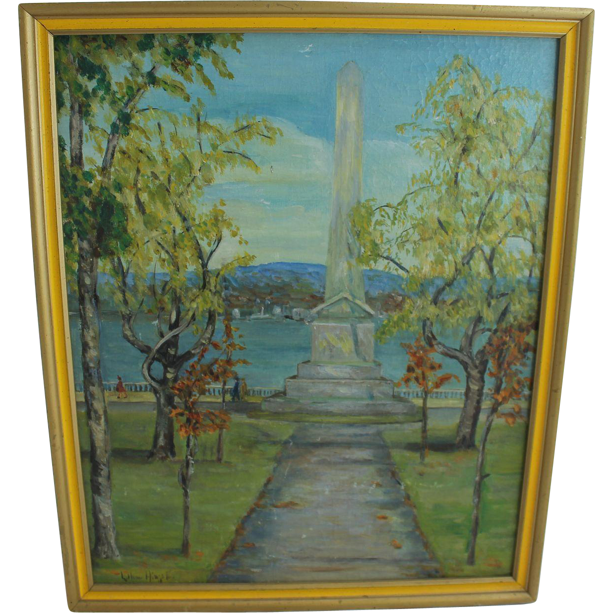 Oil painting frames canada best painting 2018 for Best mural paint