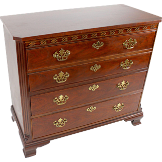 Baker Furniture four drawer chest