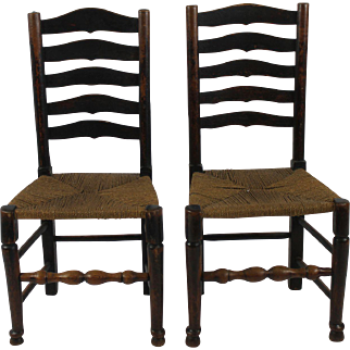 English Period Side Chairs